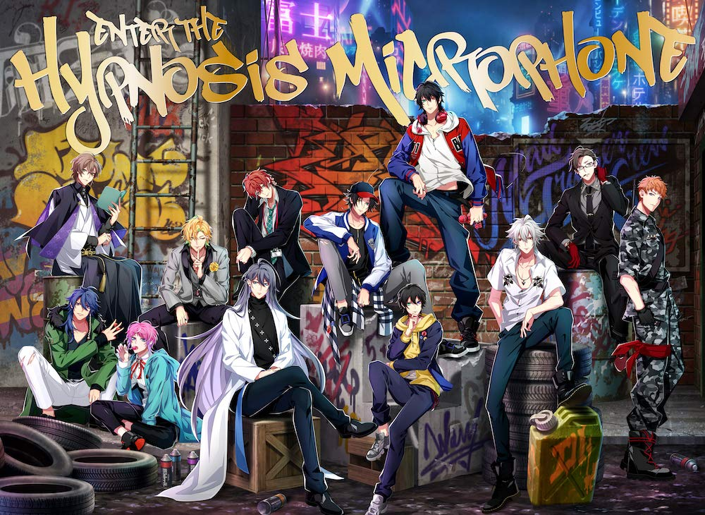 「Enter the Hypnosis Microphone」 初回限定LIVE盤