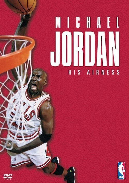 『マイケル・ジョーダン/HIS AIRNESS』(DVD)/ワーナー・ホーム・ビデオ