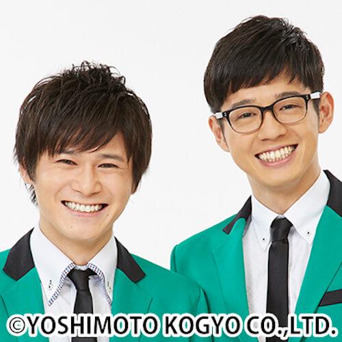 トット。多田智佑(左)と桑原雅人のコンビ。2009年結成。GAGと「とっとこジエ太郎」というライブを開催