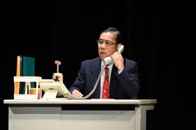 9月10日放送『ぐるナイ』での岡村隆史(日本テレビ提供)