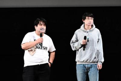 TBSラジオ『空気階段の踊り場』でリスナーの心をつかんでいる空気階段。鈴木もぐら(左)、水川かたまり(右)