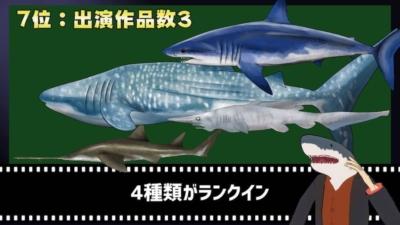 権田メサバーチャルサメ人間