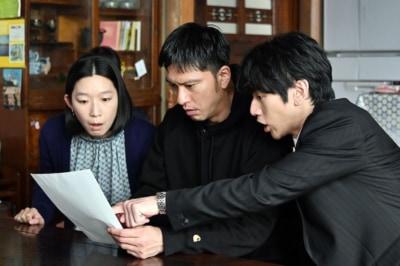 観山寿一も長瀬智也もブロディが他界した42歳で人生の岐路に立っている(C)TBS