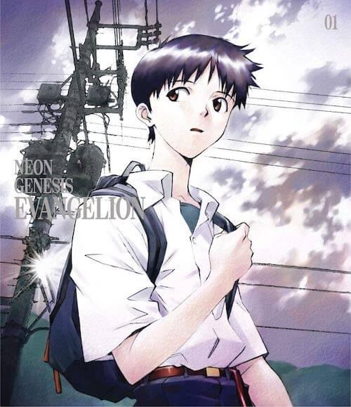 『新世紀エヴァンゲリオン』テレビシリーズ1 DVD/キングレコード