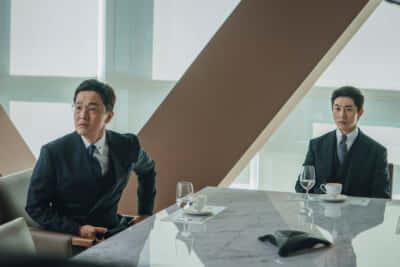 スンヒョク代表役のチョ・ハンチョルは『ロマンスは別冊付録』にも出演/Netflixオリジナルシリーズ『ヴィンチェンツォ』独占配信中