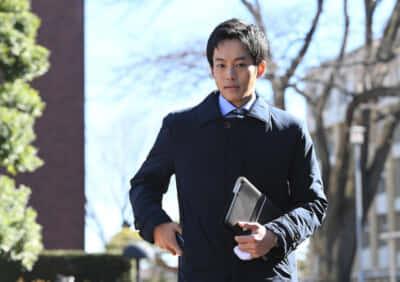 『今ここにある危機とぼくの好感度について』(4話より)写真提供/NHK