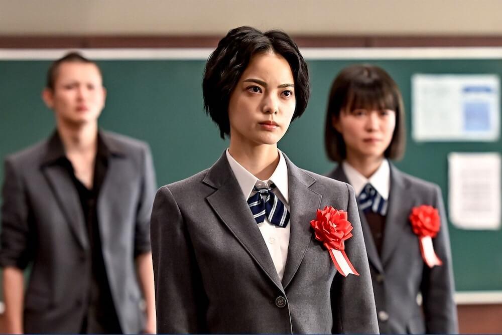 東大合格した岩崎楓(平手友梨奈)の次なる目標はオリンピック/日曜劇場『ドラゴン桜』(最終話より)(C)TBS
