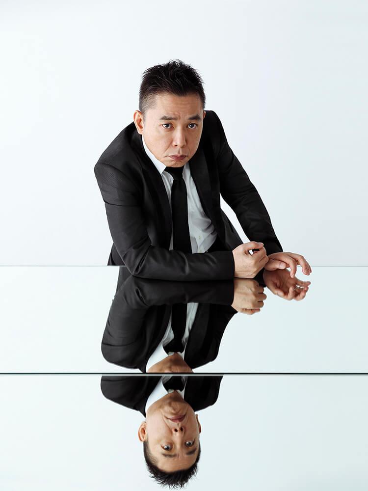 太田光/爆笑問題 クイック・ジャパン vol.156